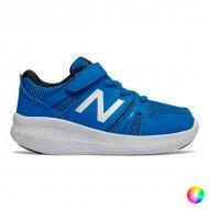 Dětské vycházkové boty New Balance IT50 Baby - Červený, 22,5
