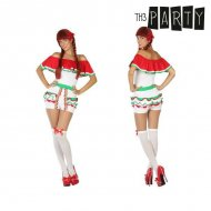 Kostým pro dospělé Mexičanka - XL