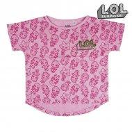 Děstké Tričko s krátkým rukávem LOL Surprise! Růžový - 6 roků