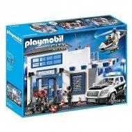Playset City Action - Police Set Playmobil 9372 (204 pcs)
