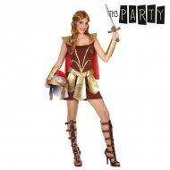 Kostým pro dospělé Gladiátorka - XS/S