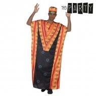 Kostým pro dospělé Afričan - XL