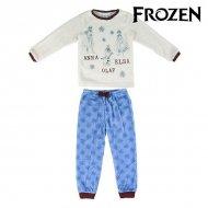 Pyžamo Dětské Frozen 74750 Modrý Bílý - 6 roků