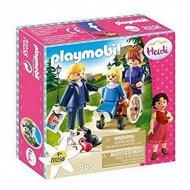 Playset City Life Rottenmeier Playmobil 70258 (19 pcs)