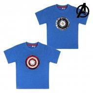 Děstké Tričko s krátkým rukávem The Avengers 73491 - 4 roky