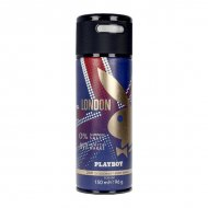 Deodorant sprej London Playboy (150 ml)