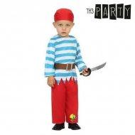Kostým pro miminka Pirát (3 Pcs) - 0–6 měsíců