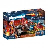Playset Novelmore Burnham Playmobil 70226 (40 pcs)