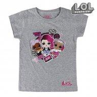 Děstké Tričko s krátkým rukávem LOL Surprise! 74044 Šedý - 5 roků