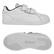Dětské vycházkové boty Reebok Royal Complete Clean - Bílý, 33