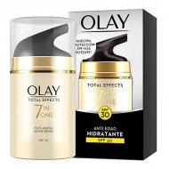 Hydratační krém proti stárnutí Total Effects 7 In One Olay (50 ml)