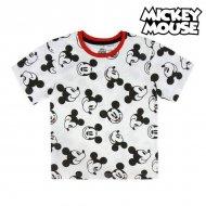 Děstké Tričko s krátkým rukávem Mickey Mouse 73485 - 3 roky