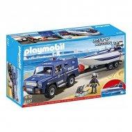Akční postava City Action Police Playmobil 5187