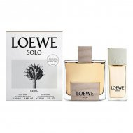 Souprava spánským parfémem Solo Cedro Loewe (2 pcs)