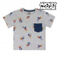 Děstké Tričko s krátkým rukávem Mickey Mouse 73722 - 5 roků