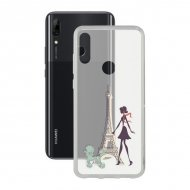 Pouzdro na mobily Huawei P Smart Z Contact Flex France TPU
