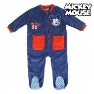Pyžamo Dětské Mickey Mouse 74758 Námořnický modrý - 4 roky