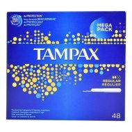 normální tampóny Tampax (48 uds)