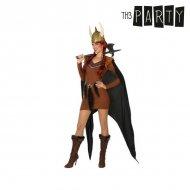 Kostým pro dospělé Žena viking - XS/S