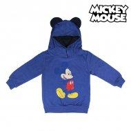 Dětská mikina s kapucí Mickey Mouse 74227 Námořnický modrý - 5 roků