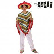 Kostým pro dospělé Th3 Party Mexičan - M/L