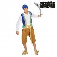 Kostým pro dospělé Arab - XL