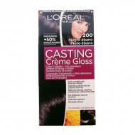 Barva bez amoniaku Casting Creme Gloss L'Oreal Expert Professionnel Ebenová černá