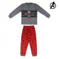 Pyžamo Dětské The Avengers 74181 Šedý - 10 roků