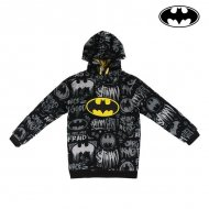 Dětská mikina s kapucí Batman 74831 Černý - 8 roků
