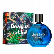 Men's Perfume Dark Fresh Man Desigual EDT - 100 ml