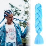 Vlasový příčesek - modrý VÝPRODEJ