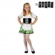 Kostým pro děti Němka (2 Pcs) - 3–4 roky