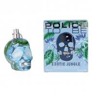 Pánský parfém To Be Exotic Jungle Police EDT - 125 ml