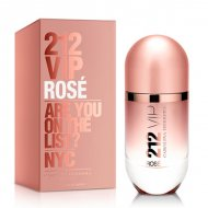 Dámský parfém 212 Vip Rosé Carolina Herrera EDP - 80 ml