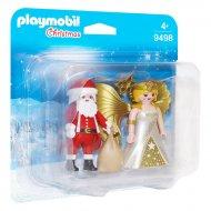 Playset Christmas Playmobil 9498 (4 pcs)