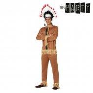 Kostým pro dospělé Indián (2 Pcs) - XS/S