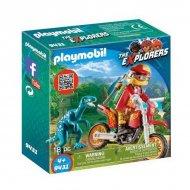 Playset The Explorers Playmobil 9431 (18 pcs)