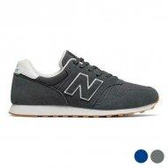 Pánské vycházkové boty New Balance ML373M - 40, Gris Oscuro