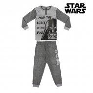 Pyžamo Dětské Star Wars Šedý - 8 roků