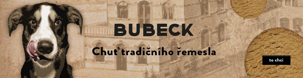 bubeck, krmivo pro psy