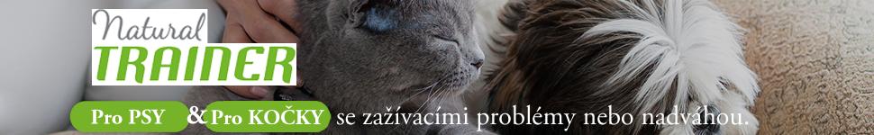 trainer - krmivo pro psy a kočky, dobroty do misky