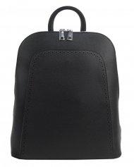 Elegantní černý dámský batoh 5301-BB