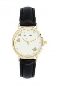 Náramkové dámské hodinky s kamínky Skyline Quartz 9300-7