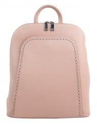 Elegantní růžový dámský batoh 5301-BB