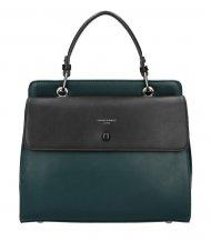 DAVID JONES Horská zelená dámská kabelka do ruky CM5945