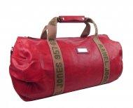 Pánská cestovní taška TESSRA červená 4244-TS