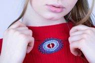 Gracie (náhrdelník modrý)