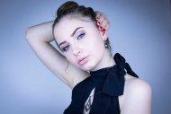 Sylvie SWAROVSKI (set černý), náhrdelník + náušnice