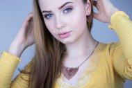 Lisa (set bronzový), náhrdelník + náušnice