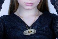 Gracie (náhrdelník zlatý)